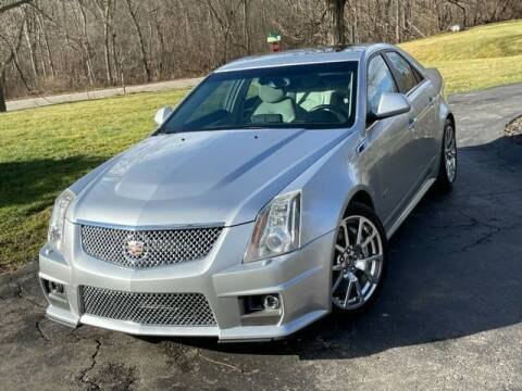 2014 Cadillac CTS-V for sale at Go2Motors in Redford MI