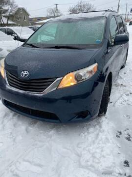 2011 Toyota Sienna for sale at Right Choice Automotive in Rochester NY