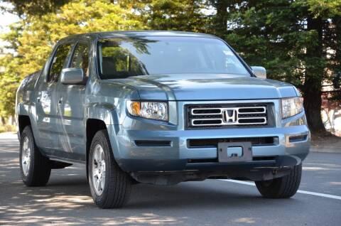 2008 Honda Ridgeline for sale at Brand Motors llc in Belmont CA