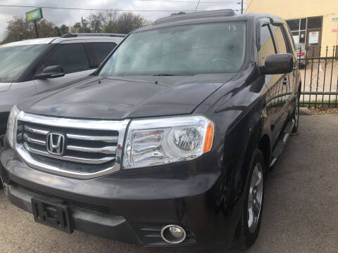 2014 Honda Pilot for sale at Auto Access in Irving TX