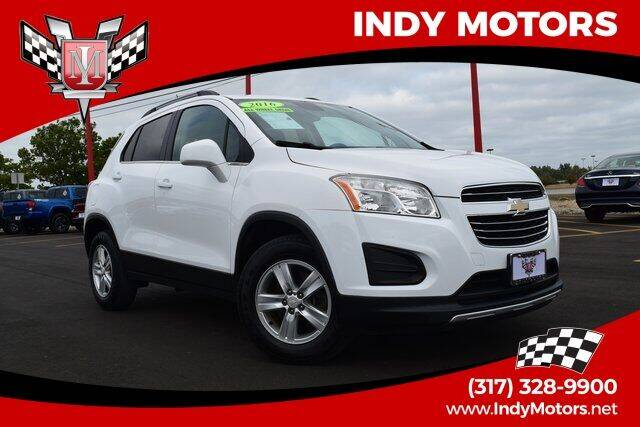 2016 Chevrolet Trax for sale at Indy Motors Inc in Indianapolis IN