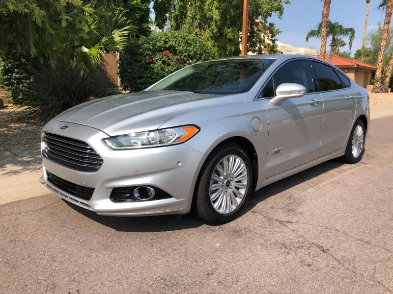 2013 Ford Fusion Energi for sale at Arizona Hybrid Cars in Scottsdale AZ