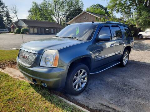 2007 GMC Yukon for sale at PIRATE AUTO SALES in Greenville NC