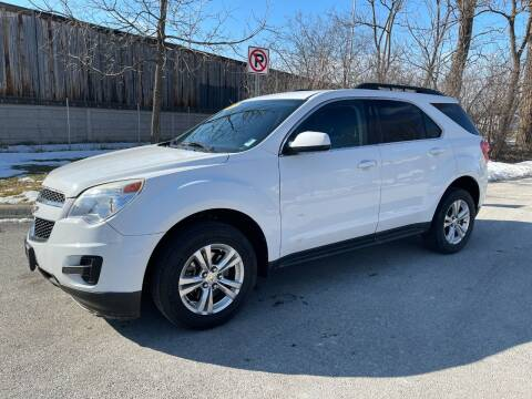 2012 Chevrolet Equinox for sale at Posen Motors in Posen IL