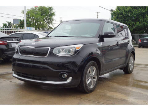 2017 Kia Soul EV for sale at Watson Auto Group in Fort Worth TX