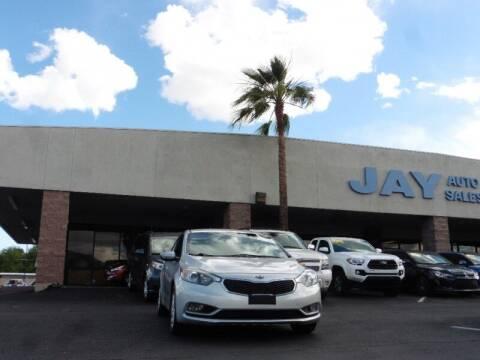 2015 Kia Forte5 for sale at Jay Auto Sales in Tucson AZ