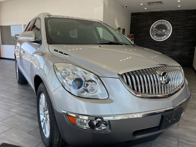 2012 Buick Enclave for sale at Evolution Autos in Whiteland IN