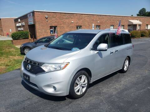 2011 Nissan Quest for sale at ARA Auto Sales in Winston-Salem NC