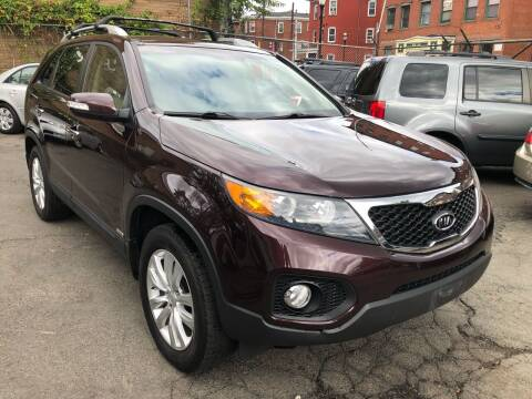 2011 Kia Sorento for sale at James Motor Cars in Hartford CT
