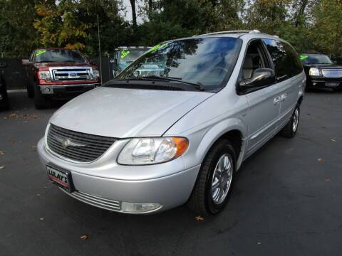 2004 Chrysler Town and Country for sale at LULAY'S CAR CONNECTION in Salem OR