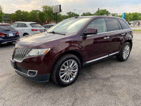 2011 Lincoln MKX for sale at BWK of Columbia in Columbia SC