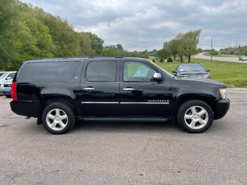 2007 Chevrolet Suburban for sale at Iowa Auto Sales, Inc in Sioux City IA