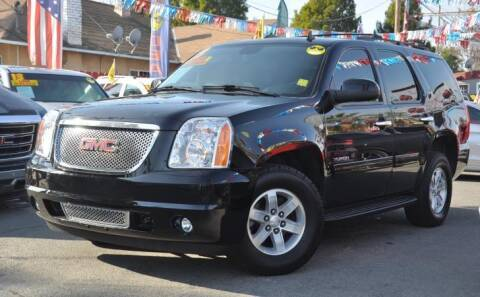 2013 GMC Yukon for sale at AMC Auto Sales, Inc in San Jose CA
