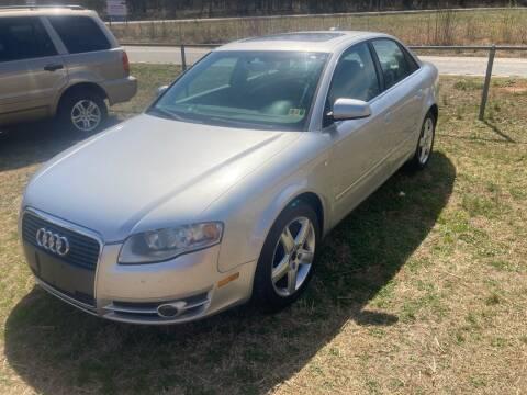 2005 Audi A4 for sale at UpCountry Motors in Taylors SC