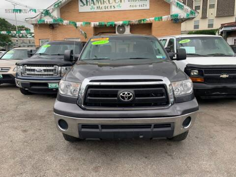 2013 Toyota Tundra for sale at Park Avenue Auto Lot Inc in Linden NJ