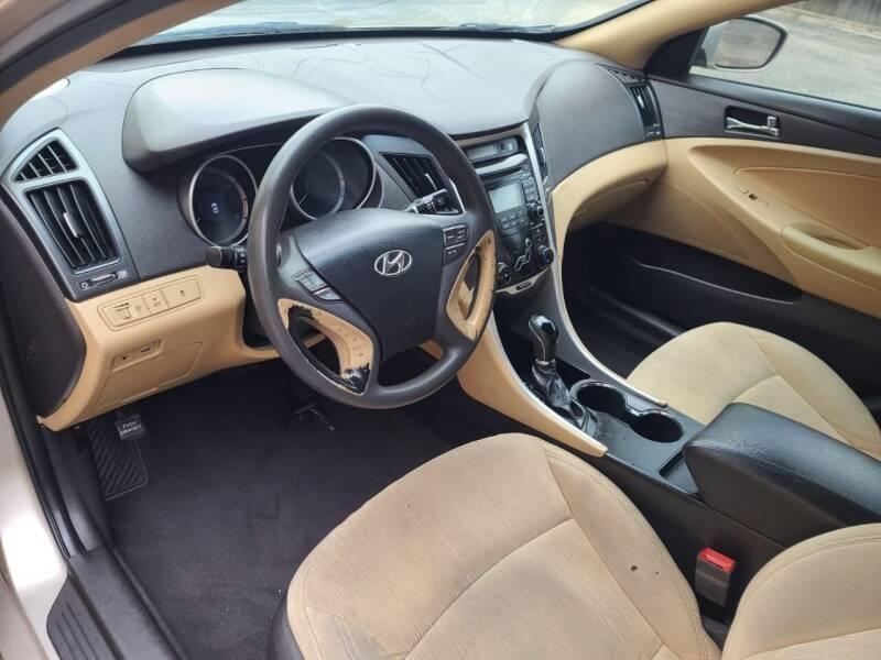 2011 Hyundai Sonata GLS 4dr Sedan 6A - Houston TX