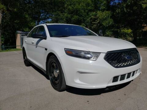 2015 Ford Taurus for sale at Thornhill Motor Company in Lake Worth TX