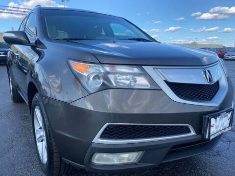 2010 Acura MDX for sale at VIP Auto Sales & Service in Franklin OH