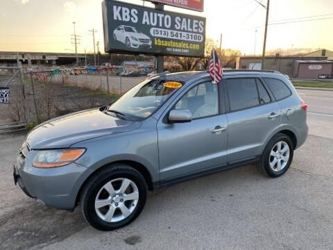 2008 Hyundai Santa Fe for sale at KBS Auto Sales in Cincinnati OH