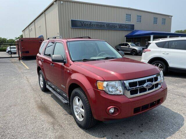 2008 Ford Escape for sale at Vorderman Imports in Fort Wayne IN