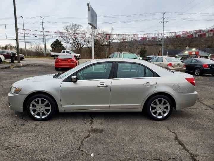 2007 Lincoln MKZ for sale at Knoxville Wholesale in Knoxville TN