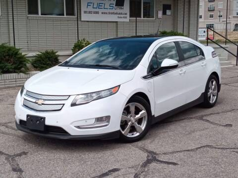 2012 Chevrolet Volt for sale at Clean Fuels Utah - SLC in Salt Lake City UT
