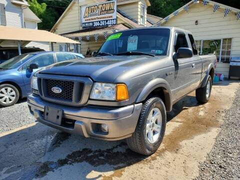 2005 Ford Ranger for sale at Auto Town Used Cars in Morgantown WV