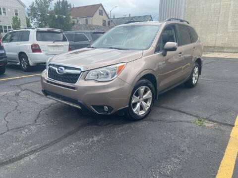 2014 Subaru Forester for sale at Fine Auto Sales in Cudahy WI