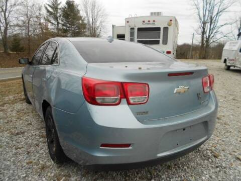 2013 Chevrolet Malibu for sale at David Hammons Classic Cars in Crab Orchard KY