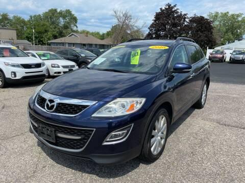 2010 Mazda CX-9 for sale at River Motors in Portage WI