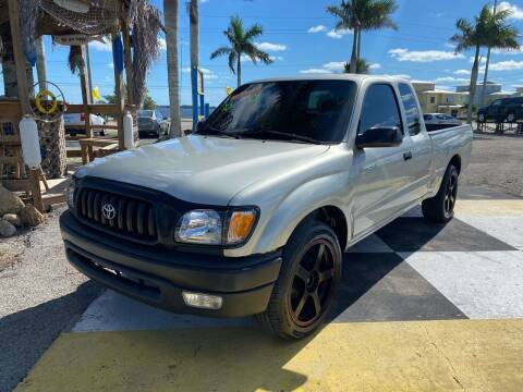 2001 Toyota Tacoma for sale at D&S Auto Sales, Inc in Melbourne FL