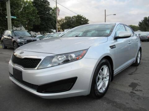 2011 Kia Optima for sale at PRESTIGE IMPORT AUTO SALES in Morrisville PA