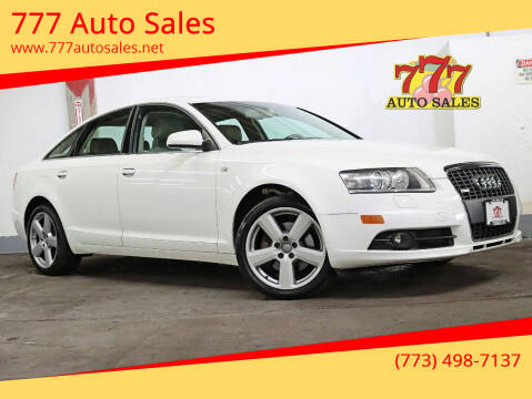 2008 Audi A6 for sale at 777 Auto Sales in Bedford Park IL