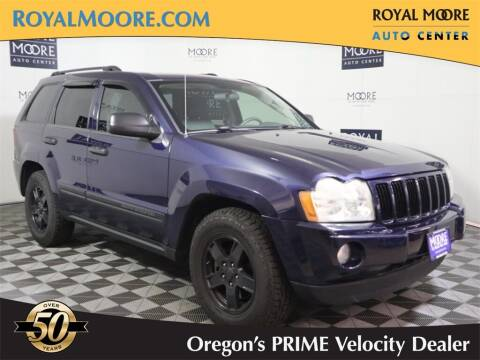 2006 Jeep Grand Cherokee for sale at Royal Moore Custom Finance in Hillsboro OR