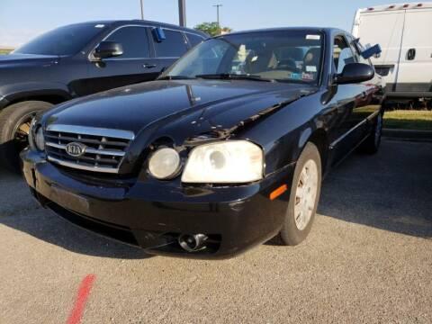 2005 Kia Optima for sale at Glory Auto Sales LTD in Reynoldsburg OH