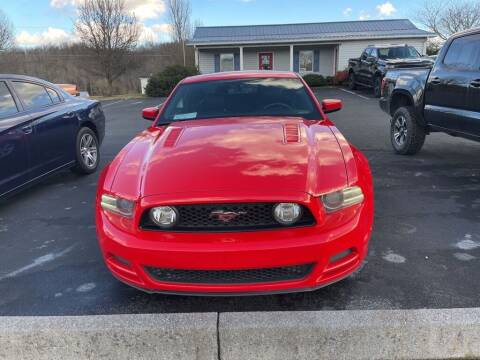2014 Ford Mustang for sale at Mr. D's Automotive in Piney Flats TN