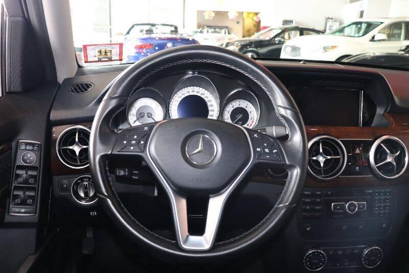 2015 Mercedes-Benz GLK AWD GLK 350 4MATIC 4dr SUV - Springfield NJ