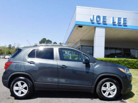 2017 Chevrolet Trax for sale at Joe Lee Chevrolet in Clinton AR