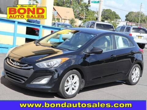 2013 Hyundai Elantra GT for sale at Bond Auto Sales in St Petersburg FL