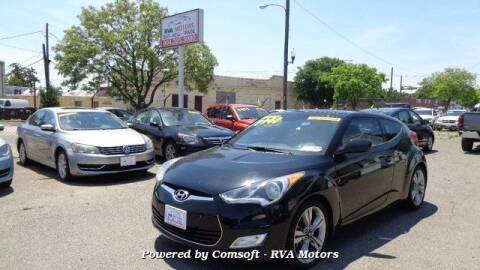 2017 Hyundai Veloster for sale at RVA MOTORS in Richmond VA
