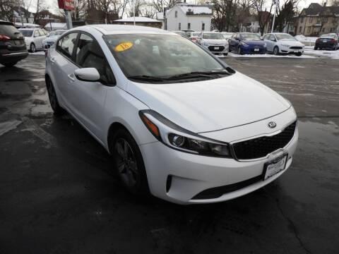 2018 Kia Forte for sale at Grant Park Auto Sales in Rockford IL