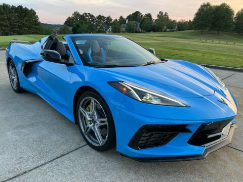 2021 Chevrolet Corvette for sale at Legacy Motor Sales in Norcross GA