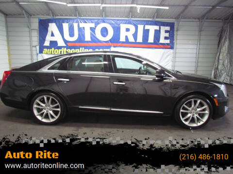 2013 Cadillac XTS for sale at Auto Rite in Cleveland OH