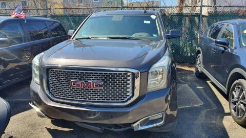 2015 GMC Yukon for sale at Buy Here Pay Here Auto Sales in Newark NJ