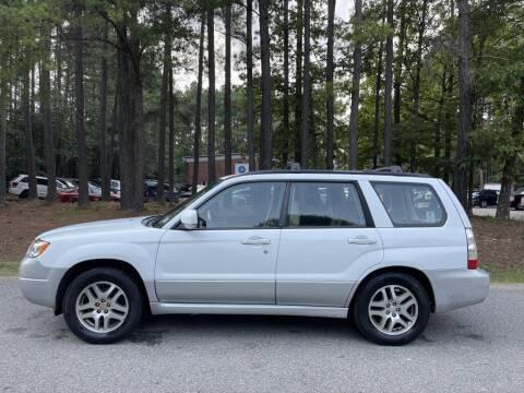 2006 Subaru Forester for sale at H&C Auto in Oilville VA