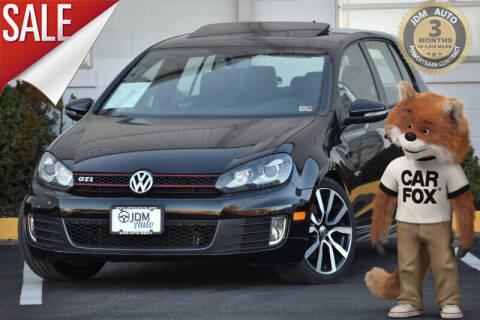 2012 Volkswagen GTI for sale at JDM Auto in Fredericksburg VA