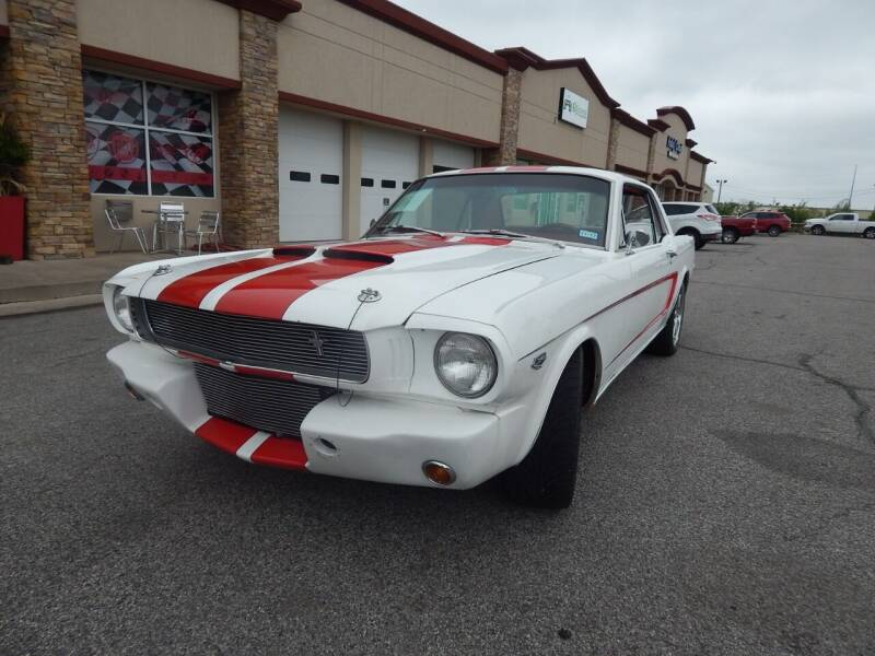 1966 Ford Mustang for sale at Iconic Motors of Oklahoma City, LLC in Oklahoma City OK