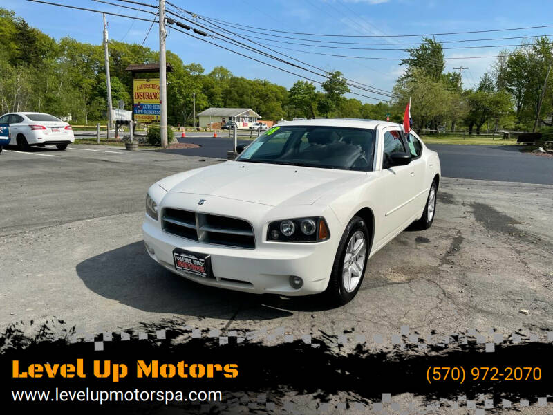 2008 Dodge Charger for sale at Level Up Motors in Tobyhanna PA