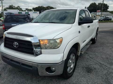 2007 Toyota Tundra for sale at Autos by Tom in Largo FL