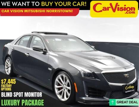2018 Cadillac CTS-V for sale at Car Vision Mitsubishi Norristown in Norristown PA